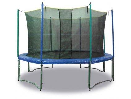 """Garlando Síť bezpečnostní pro trampolínu OUTDOOR """"XL"""", průměr 366 cm"""