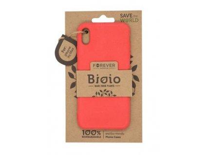 Forever BIOIO - pro Apple iPhone XS MAX červený