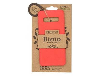 Forever BIOIO - pro Samsung Galaxy S10 Plus červený