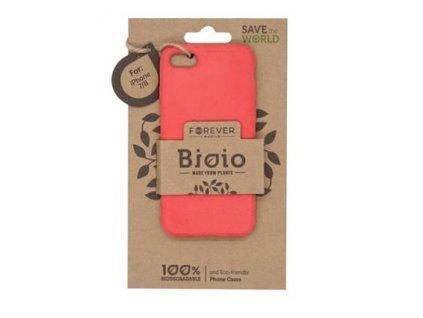 Forever BIOIO - pro Apple iPhone 7/8/SE (2020) červený