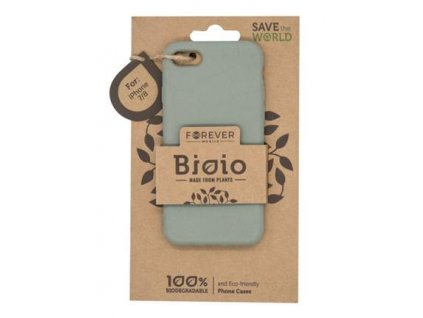 Forever BIOIO - pro Apple iPhone 7/8/SE (2020) zelený
