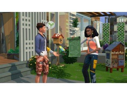 PC - The Sims 4 Ekobydlení (Rozšíření)