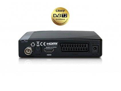 AB TereBox 2T HD , DVB-T2/C