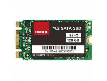 UMAX M.2 SATA SSD 2242 128GB
