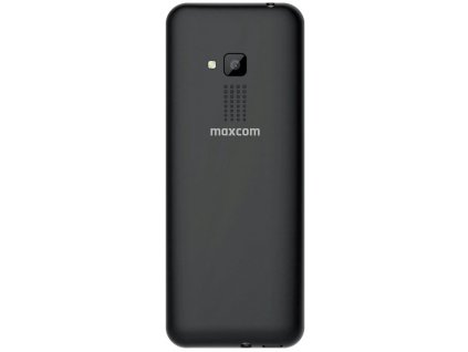 MaxCom MM139 černý