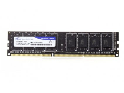 TEAMGROUP 8GB DDR3 1600MHz (TED38G1600C1101)