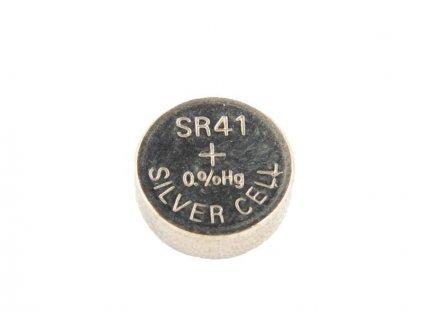 Nenabíjecí knoflíková baterie 392 Camelion Silver Oxide 1ks Blistr