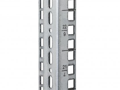 TRITON Vertikální lišta, 1ks, 27U