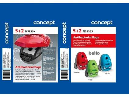 CONCEPT NS835X