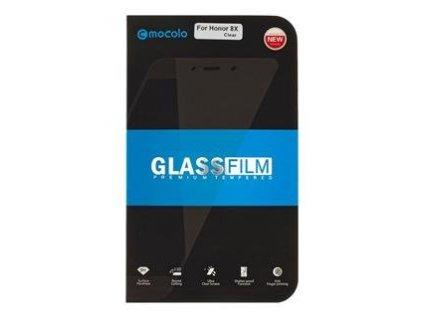 Mocolo 5D Tvrzené Sklo pro Nokia 2.3 - Black - černé okraje