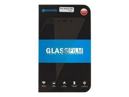 Mocolo 5D Tvrzené Sklo pro Samsung Galaxy M31s - Black - černé okraje