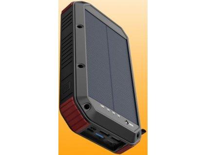 Wodasport® SolarDozer X30 WDS983S, Outdoor Adventure™ 30100 mAh, 6v1