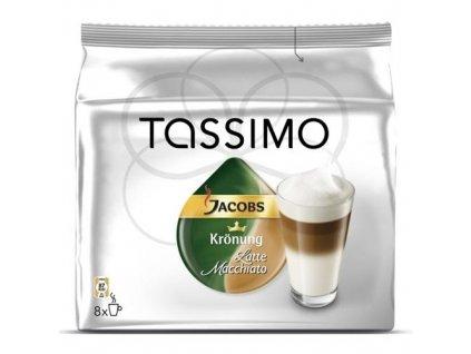 TASSIMO Kapsle Jacobs Krönung Latte Macchiato 8ks
