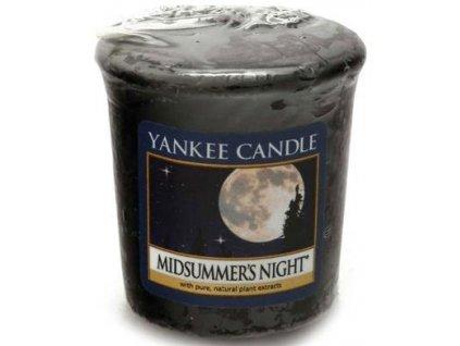 Yankee Candle Votivní svíčka Midsummer´s night 49g