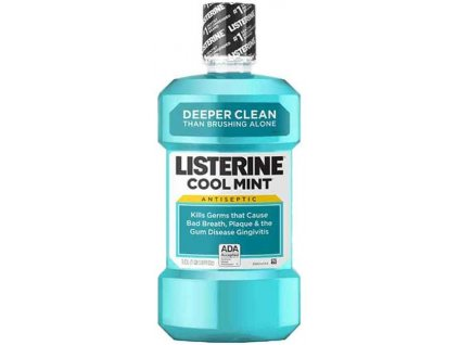 Listerine Mouthwash Cool Mint 500ml