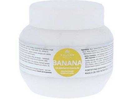 Kallos Banana Hair Mask 275ml