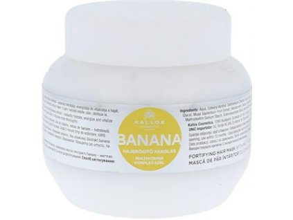 Kallos Banana Hair Mask 275ml