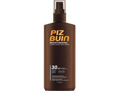 PIZ BUIN Moisturizing Ultra Light Sun Spray SPF 30 200ml