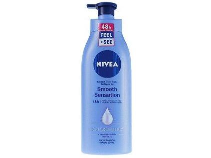 Nivea Smooth Sensation Body Milk 400ml