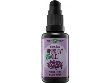 Purity Vision Raw Bio Opunciový olej 15ml