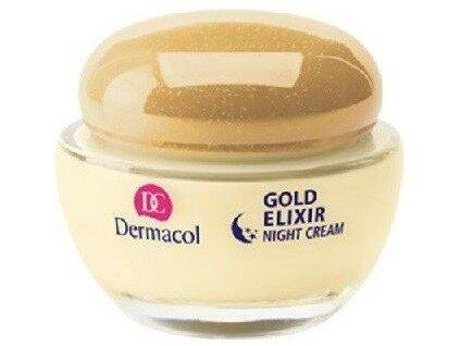 Dermacol Gold Elixir Rejuvenating Caviar Night Cream 50ml