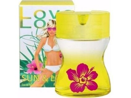 Morgan Love Love Sun & Love EdT 35ml