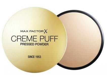 Max Factor Creme Puff Pressed Powder 21g - 13 Nouveau Beige