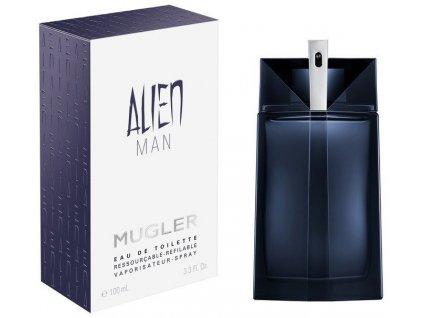 Thierry Mugler Alien Man EdT 100ml plnitelný flakón