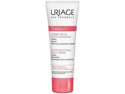 Uriage Toléderm Nutri-Soothing Rich Cream 50ml