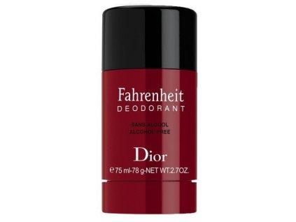 Dior Fahrenheit Deodorant 75ml
