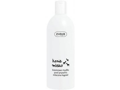 Ziaja Goat's Milk Creamy Shower Soap 500ml