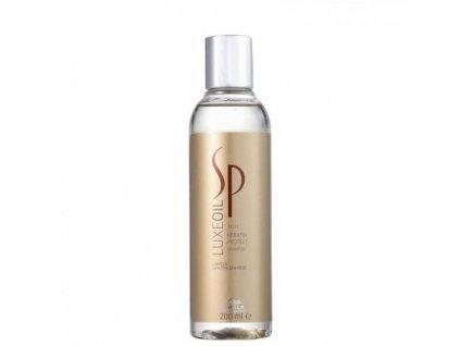 Wella SP Luxe Oil Keratin Protect Shampoo 200ml