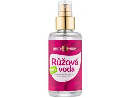 Purity Vision Bio Růžová voda 100ml