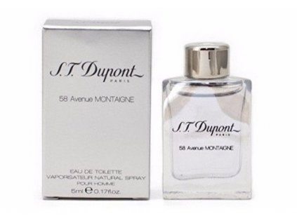 Dupont 58 Avenue Montaigne EdT 5ml - VZOREK