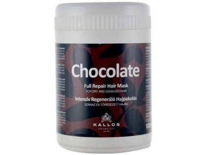 Kallos Chocolate Full Repair Hair Mask 1000ml