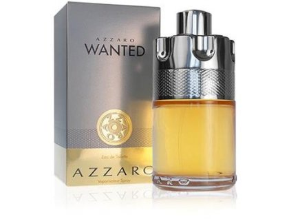 Azzaro Wanted EdT 100ml