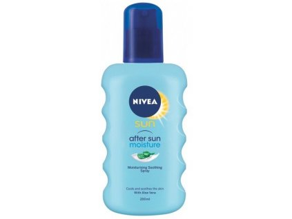 Nivea Sun After Sun Moisture Spray 200ml