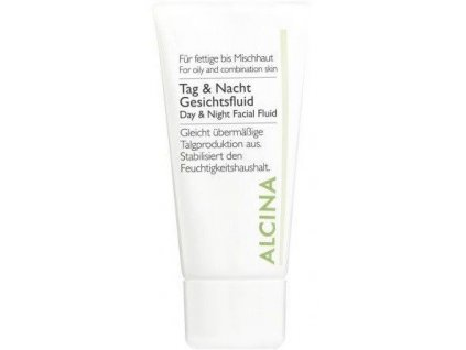Alcina Day & Night Facial Fluid 50ml