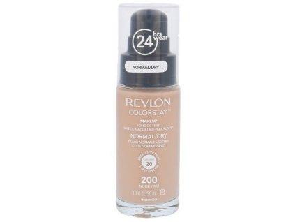 Revlon Colorstay Makeup Normal Dry Skin 30ml - 200 Nude