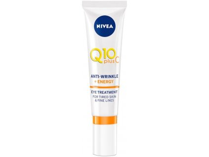 Nivea Q10 Plus C Anti-Wrinkle + Energy Eye Treatment 15ml