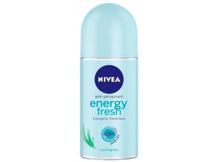 Nivea Fresh Energy Anti-perspirant Roll-On 50ml