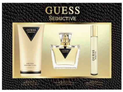 Guess Seductive W EdT 75ml + BL 200ml + EdT 15ml