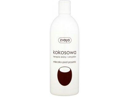 Ziaja Coconut Creamy Shower Soap 500ml