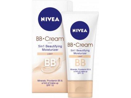 Nivea BB Cream SPF 20 50ml Light