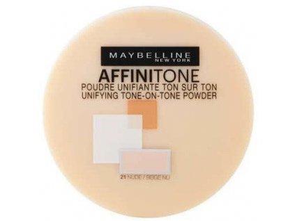 Maybelline Affinitone Powder 9g - 21 Nude