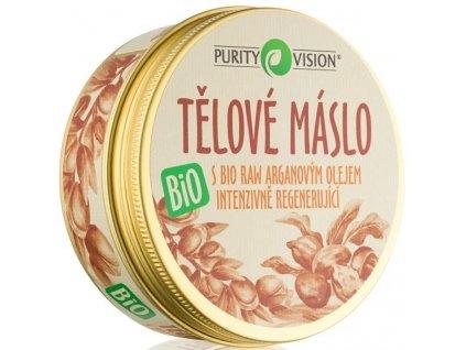 Purity Vision Bio Tělové máslo 150ml