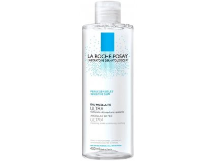 La Roche-Posay Micellar Water Ultra - Sensitive Skin 400ml