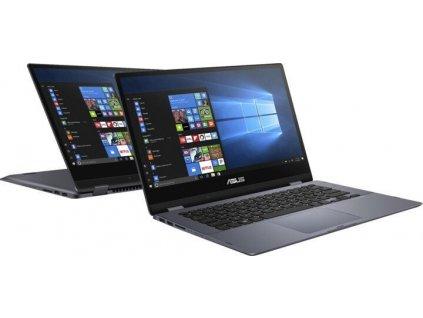 Asus Vivobook Flip 14 TP412FA-EC628T Galaxy Blue kovový