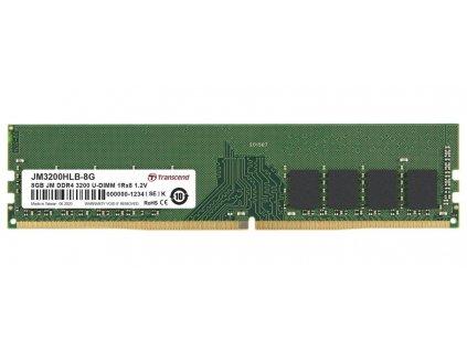 Transcend JetRam 8GB DDR4 3200MHz CL22