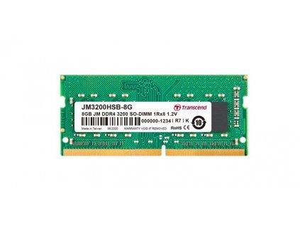 Transcend JetRam 8GB DDR4 SO-DIMM 3200MHz CL22